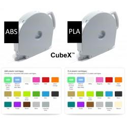 Картриджи ABS/PLA для CubeX